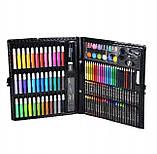 Набор для рисования и творчества в кейсе Art Set, 150 предметов, фото 5