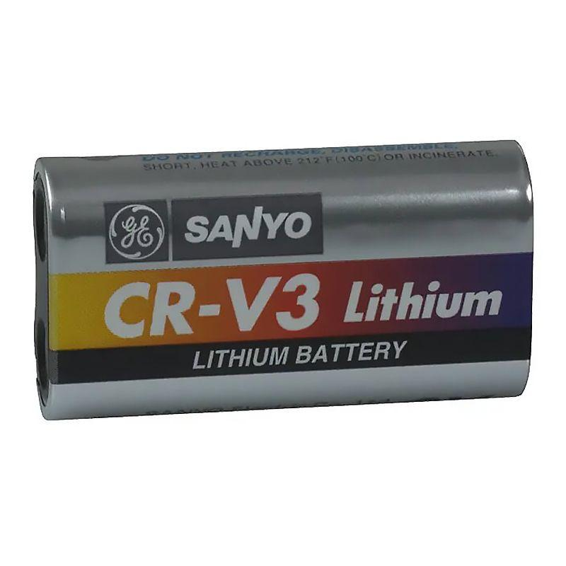 Акумулятор для фотоапарата Sanyo LB-01 (CR-V3) (1400 mAh)