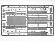 КАМАЗ 4310. Сборная модель советского военного грузового автомобиля в масштабе 1/35. ICM 35001, фото 3