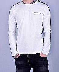 Мужской лонгслив Off-White,офф-вайт, футболка с длинным рукавом,ЧИТАЙТЕ  ВСЕ ОПИСАНИЕ ТОВАРА!!!