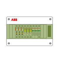 Щит переменного тока AC 3-25 RS ABB