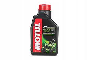 Моторне масло MOTUL 5100 4T SAE 10W40 (1L)