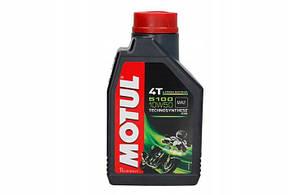 Моторне масло MOTUL 5100 4T SAE 15W50 (1L)