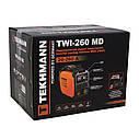 Сварочный инвертор Tekhmann TWI-260 MD(Бесплатная доставка), фото 6