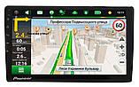 "Автомагнітола Pioneer X9116, екран 9"", GPS, Android9, 2DIN 2/16GB,2USB,WIFI,FM,BT КОРЕЯ!, фото 10"