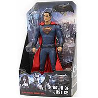 Фигурка супер героя DC Супермен | Superman (32см) с подвижными конечностями Batman VS Superman