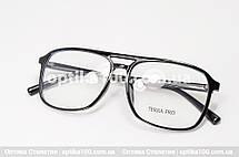 Оправа для окулярів ВЕЛИКА. Пластикова чоловіча, фото 3