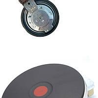 Конфорка для электро плиты чугунная Экспресс 145 мм / 1500 Вт / SKL