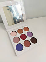 Набор теней для век Kylie 9 цветов с зеркалом, фото 2