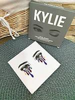 Набор теней для век Kylie 9 цветов с зеркалом, фото 5
