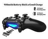 Джойстик геймпад Sony PS 4 DualShock 4 Black Чорний ( Репліка ) Безпровідний геймпад PS 4, фото 4
