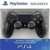 Джойстик геймпад Sony PS 4 DualShock 4 Black Черный ( Реплика ) Беспроводной геймпад PS 4