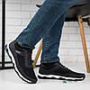 Кросівки чоловічі сітка біла підошва 40р, фото 3