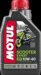 Моторне масло MOTUL 4T SCOOTER Expert 10W40 (1L)