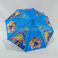 """Зонтик """"щенячий патруль"""" для мальчика на 4-8 лет то фирмы """"Mario"""""""