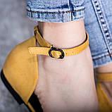 Туфли женские 41 размер 26 см Желтые, фото 4