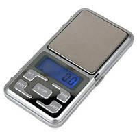Ювелирные карманные весы Pocket Scale MH-500 0,01-500г