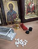 Кадильница под золото + ладан с Афона + уголь кадильный, фото 2