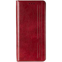 Чехол-книжка Gelius New для Realme 6 Pro Red (2099900835940)