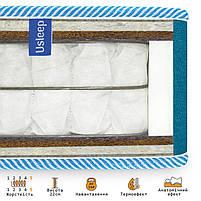 Пружинний ортопедичний матрац PhytoLife Sapphire / Сапфір Usleep 160х190, фото 2