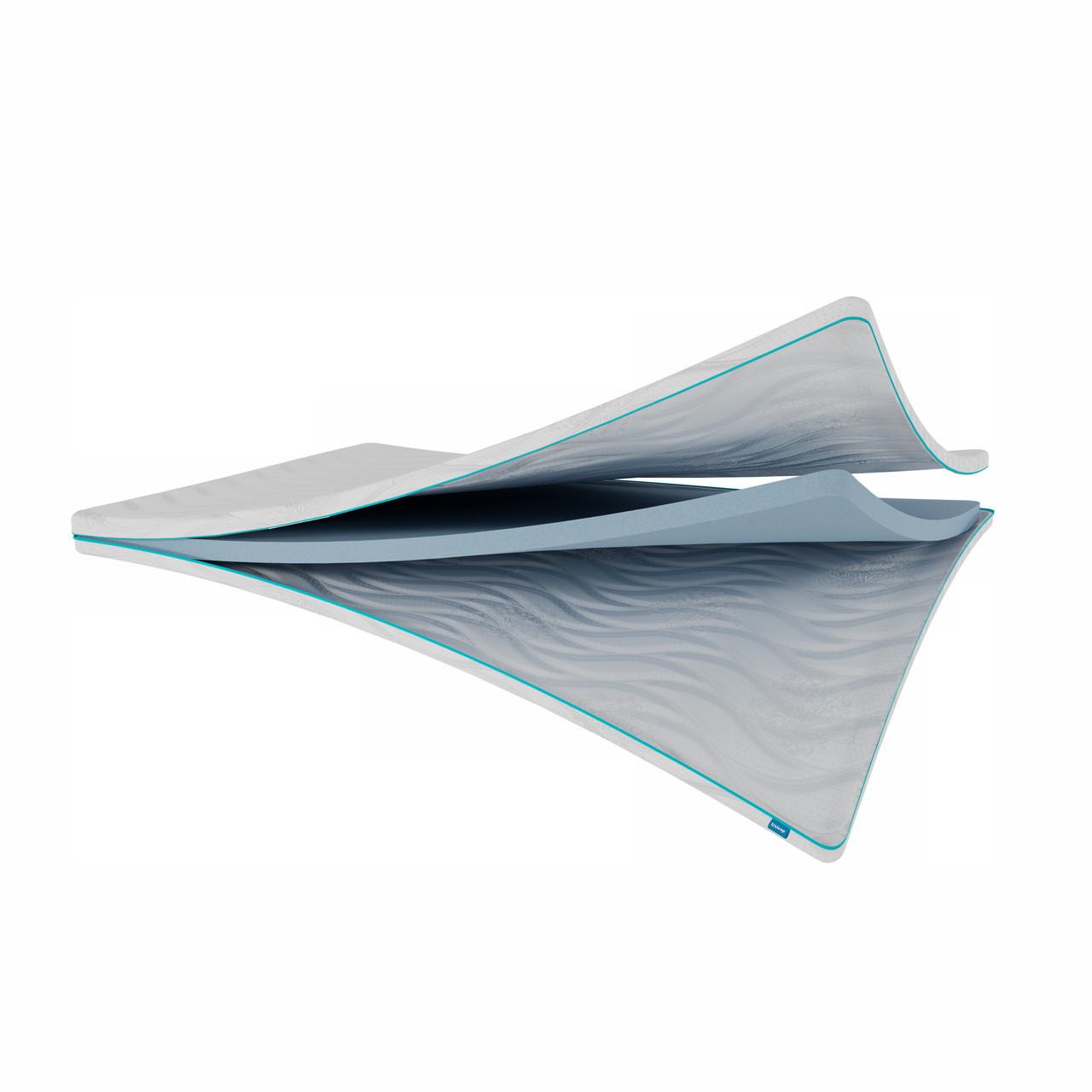 Тонкий матрац топпер-футон SleepRoll Mint Usleep 160х190