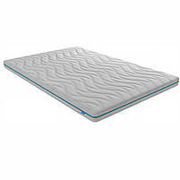 Тонкий матрац топпер-футон SleepRoll Mint Usleep 150х200, фото 2