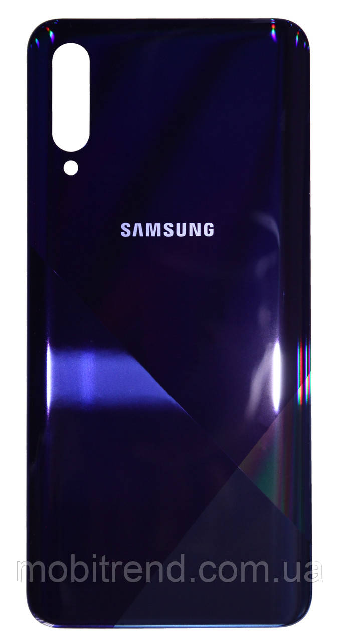 Задняя часть корпуса Samsung A30S (2019) A307 Синий