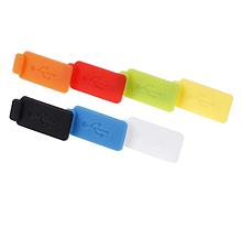 Заглушки от пыли для USB