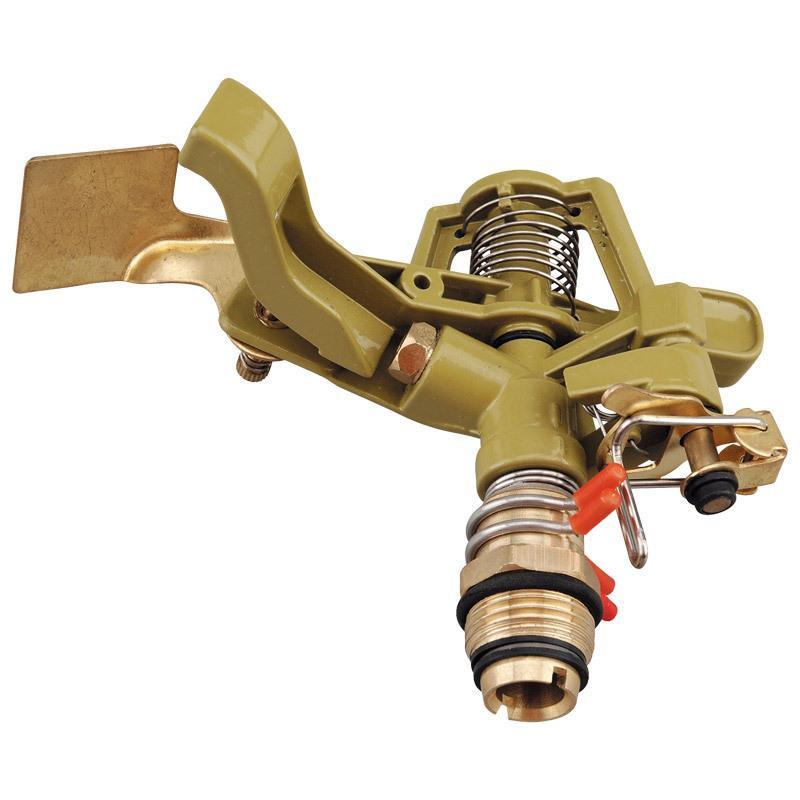 Фрегат-ороситель Aquapulse металлический, пульсирующий