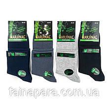 Мужские средние бамбуковые ароматизированные носки Marjinal Турция