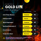 GOLD LITE (i5 4440 / GTX 1050TI 4GB / 8GB DDR3 / HDD 1000GB / SSD 240GB), фото 2