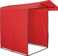 """Тент на торговую палатку """"Стандарт"""" 1,5х1,5 м"""