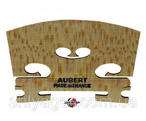 AUBERT 405602 Original Fitted Подставка под струны (кобылка) для скрипки 3/4