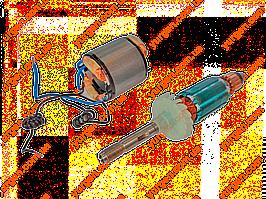 Якір і статор для гравера Craft CSG-160.