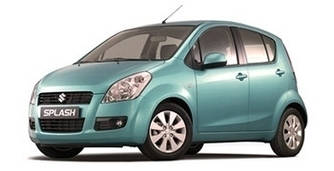 Suzuki SPLASH 2008+