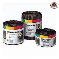 Бордюр садовый черный, 9см, Гардена (00530-20.000.00)