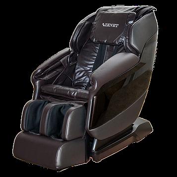 Масажне крісло ZENET ZET 1550 Коричневе
