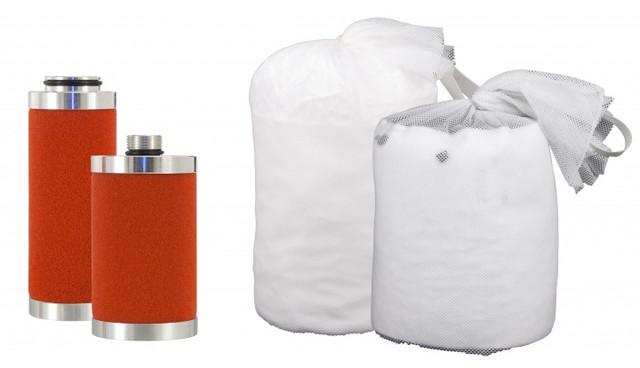 Новые элементы производства Omega Air для фильтров Mikropor M и Orion
