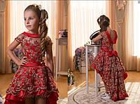 Детское нарядное платье Д-034 , ретро- прокат, Киев, Троещина