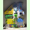 """Розвиваюча дошка розмір 42*37 Бизиборд для дітей """"Будиночок"""" 36 елементів!, фото 4"""