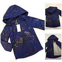 """Демісезонна Куртка дитяча на хлопчика 104-122 см """"MALIBU"""" купити оптом в Одесі на 7 км"""