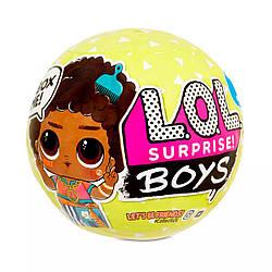 Игровой набор с куклой L.O.L. SURPRISE! S3 - МАЛЬЧИКИ