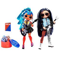 """Игровой набор с двумя куклами L.O.L. SURPRISE! серии """"O.M.G. Remix"""" - ДУЭТ"""