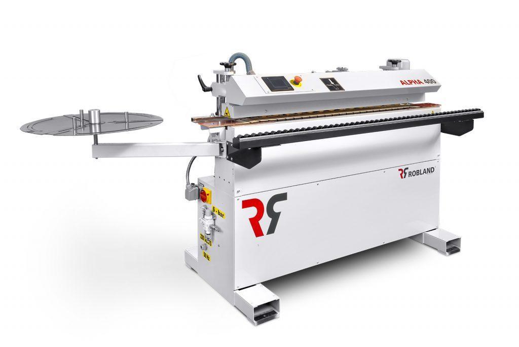 Автоматичний кромкооблицювальний верстат Robland Alpha400