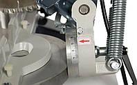 Торцювальна пила для порізки ПВХ і алюмінію (портативна) Fen-is FN 400M, фото 3
