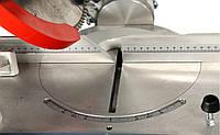 Торцювальна пила для порізки ПВХ і алюмінію (портативна) Fen-is FN 400M, фото 4