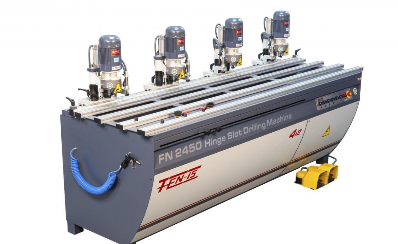 Свердлильний верстат для петель Fen-is FN 2450