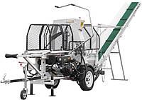 Полуавтоматическая машина для резки и раскола дров Lumag SSA 500G, фото 2
