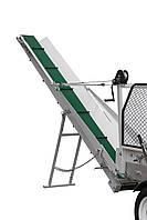 Полуавтоматическая машина для резки и раскола дров Lumag SSA 500G, фото 3