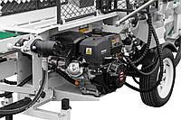 Полуавтоматическая машина для резки и раскола дров Lumag SSA 500G, фото 4